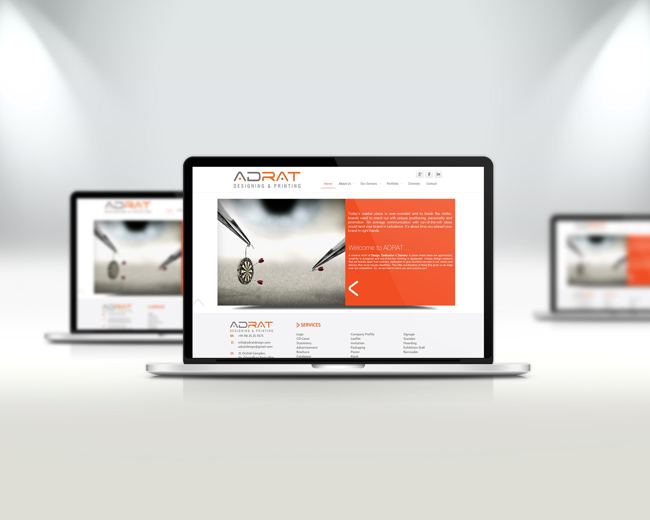 Adrat Design - Shaddock Solutions Ahmedabad, India